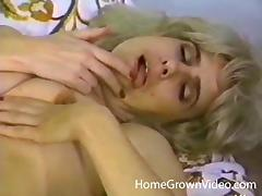 Vintage video of a two delicious dykes having a fuck