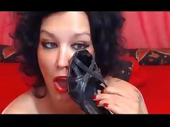 heels licking cleaning part0