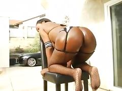 Big Butt Black Country Girls