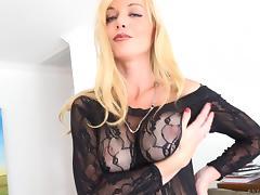 Stunning Kayden Kross has an amazing POV anal fuck