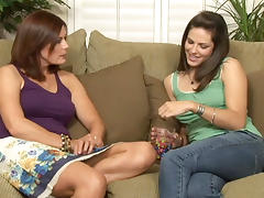 Bobbi Starr in Lesbian Seductions #17, Scene #03