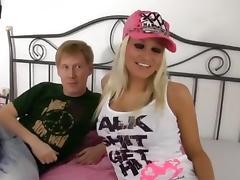 I made a nasty big amateur breasts video clip