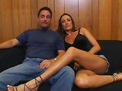 Husband videos. If a husband is not able to please his wife then she turns him into cuckold