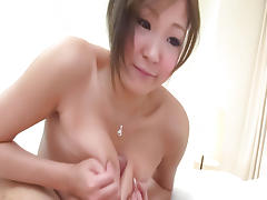 Fabulous Japanese slut Hiyoko Morinaga in Incredible JAV uncensored Big Tits video