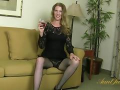 Lacy in Masturbation Movie - AuntJudys