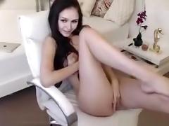 Fabulous Webcam video with Masturbation, College scenes