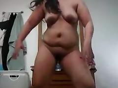 nihma usam hot filipino fucking with water bottle