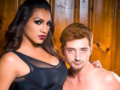 JD Phoenix & Jessy Dubai in My TS Teacher - TransSensual
