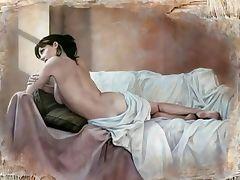 Erotic Watercolors of Pascal Chove