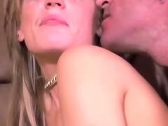 Skank Holly Wellin begs for butt fuck