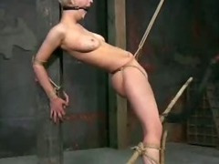 Hard Nipples in Clamps