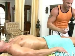 He loves having mouth on cock