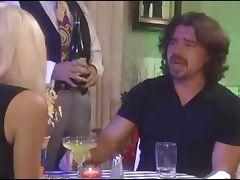 Hot sex in the restaurant