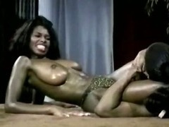 Black Afro Pussy Sluts Nude Wrestling