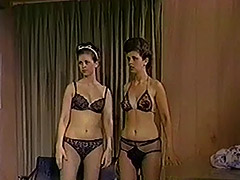 Naked Fashion Models Shows All 1960