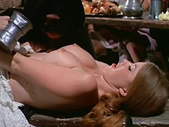 Medieval Feast Turns into an Orgy 1960