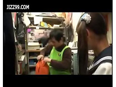 schoolgirl staff fucked in comic book shop when in working 01
