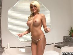 Hardcore Drilling For The Blonde Babe London Reagan