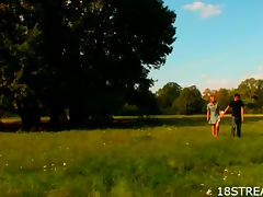 Countryside Fuck For Frisky Teens