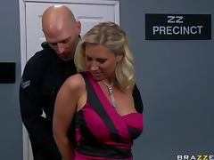 Hot POV With Devon Lee MILF Office Fuck With Cum In Mouth