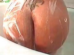 Latin Booty Naked Tease