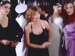 All Aboard Part Blonde Blowjob
