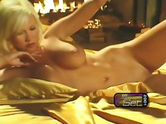 Blonde Bimbo Model Takes Us Behind The Scenes
