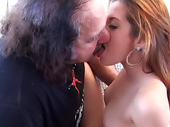 Slender Evilyn Fierce is fucking with porn director