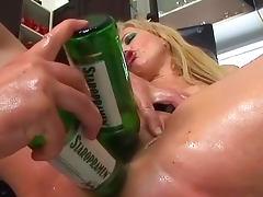 Milf Renata and hardcore anal fucking