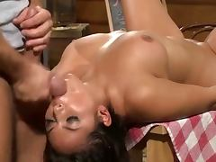 Mexican girl beer and sex