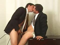 Break Room Sex