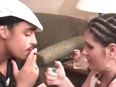 Ghetto videos. Wicked Ghetto sluts always want hard sex and the more the better