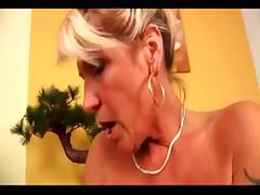 German Mom With Big Tits Fuck