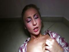 Cunts videos. Enjoy watching the way those juicy moist pussies get drilled by massive peckers