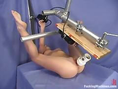 Machine Fucking videos. Those fantastic sluts are reaching multiple orgasms with machine fucking