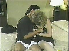 Hardcore retro sex chapter connected with a blond porn actress