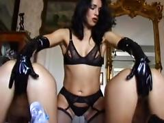 Awesome anal sex with a hardcore sluts