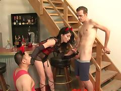 Gorgeous Jessie Palmer Goes Hardcore With A Dude In Front Of Her Cuckold