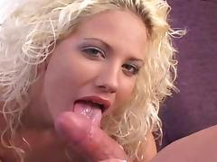 Brett fucks with curly-haired blonde Nyla