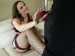 Amazing Lexington Steele And Chanel Preston Go Hardcore