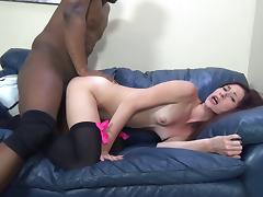 Tysen Rich goes Prince Yahshua's big black cock for a fuck